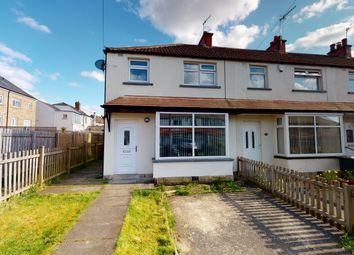 Thumbnail 3 bed end terrace house for sale in Kings Road, Bingley