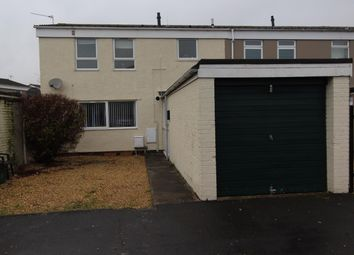 Thumbnail 2 bed flat to rent in Gorlangton Close, Hengrove, Bristol