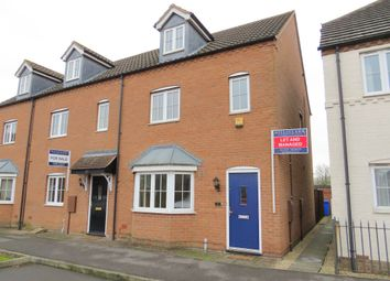 Thumbnail 3 bed semi-detached house for sale in The Mill, Kirton, Boston