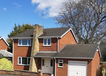 Thumbnail 3 bed detached house for sale in Greenside, Mold, Flintshire