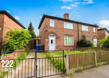 Thumbnail 3 bed semi-detached house for sale in Banks Crescent, Warrington