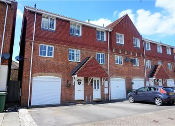 Thumbnail 4 bed end terrace house for sale in Belfry Square, Basingstoke