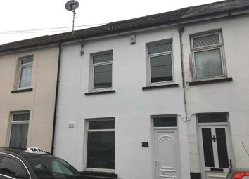 Thumbnail 3 bed terraced house to rent in Trevethick Street, Merthyr Tydfil