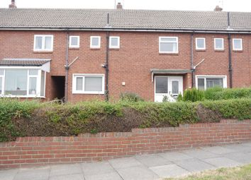 Thumbnail 3 bed terraced house for sale in Cleaswell Hill, Choppington