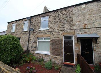 Thumbnail 2 bedroom terraced house to rent in Garden Terrace, Woodside, Ryton