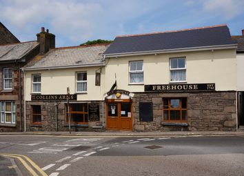 Thumbnail Pub/bar for sale in Higher Fore Street, Redruth, Cornwall