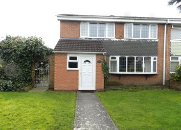 3 bed semi-detached house for sale in Coleford Drive, Chelmsley Wood, Birmingham B37