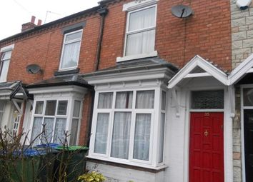 Thumbnail 2 bed terraced house to rent in Clifford Road, Bearwood, Smethwick