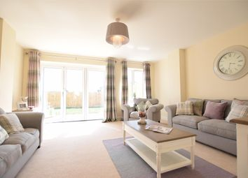 Thumbnail 4 bed link-detached house for sale in Avon Valley Gardens Bath Road, Keynsham, Bristol
