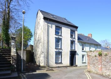 Thumbnail 3 bed end terrace house for sale in Hermons Hill, Haverfordwest