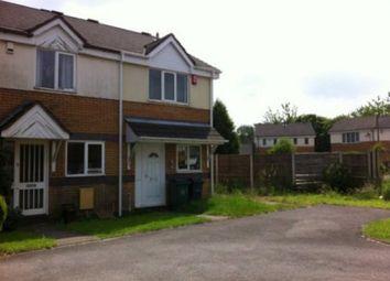Thumbnail 2 bed property to rent in Waterways Drive, Oldbury, Birmingham