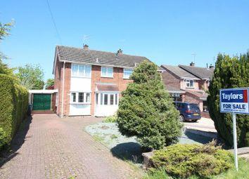 Thumbnail 3 bed semi-detached house for sale in Barnett Green, Kingswinford