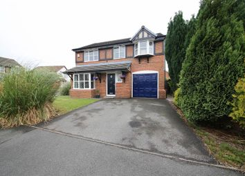 Thumbnail 4 bed detached house for sale in Fenton Way, Hindley Green, Wigan