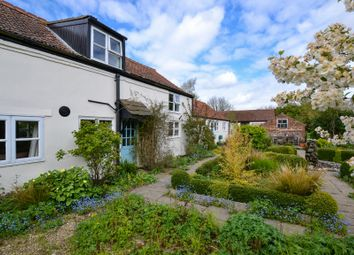 Thumbnail 4 bed cottage for sale in Spring Lane, Yaxham, Dereham, Norfolk.
