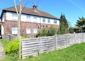 Thumbnail 2 bed maisonette for sale in Croft Court, West Molesey