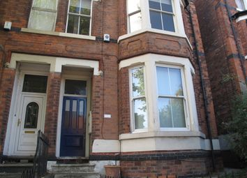 Thumbnail 1 bed flat to rent in Woodborough Road, Mapperley