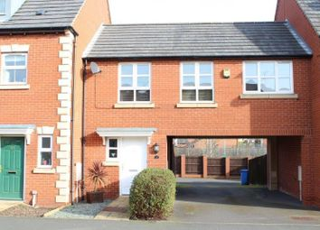 Thumbnail 2 bed flat for sale in Thoresby Road, Mansfield Woodhouse, Mansfield
