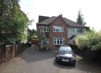 Thumbnail 4 bed semi-detached house to rent in Oakleigh Park North, Whetstone
