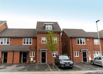 Thumbnail 3 bed town house for sale in Moore Way, Castleford
