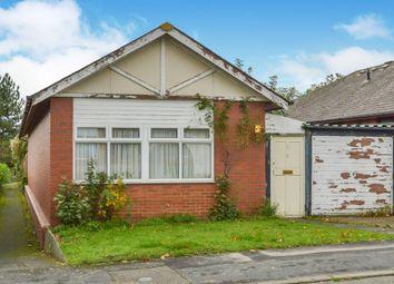Thumbnail 3 bed detached bungalow for sale in Marram Close, Beanhill, Milton Keynes