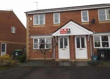 Thumbnail 2 bedroom property to rent in Parkgate, Hucknall, Nottingham