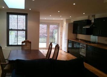 Thumbnail 4 bedroom terraced house to rent in Claybrook Road, London