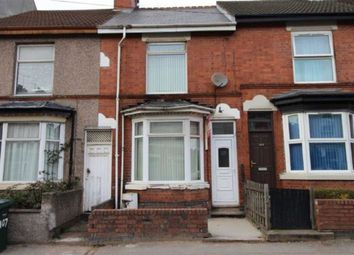 Thumbnail 5 bed terraced house for sale in Gulson Road, Stoke, Coventry