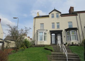 Thumbnail 3 bed end terrace house for sale in Bishopton Road, Stockton-On-Tees
