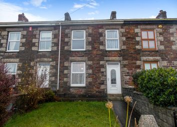 Thumbnail 3 bed terraced house for sale in Trefusis Road, Redruth