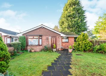 Thumbnail 3 bedroom detached bungalow for sale in Meadow Lark Close, Hednesford, Cannock