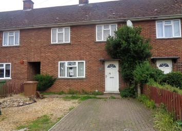 Thumbnail 3 bed terraced house for sale in Edinburgh Drive, Wisbech, Cambs