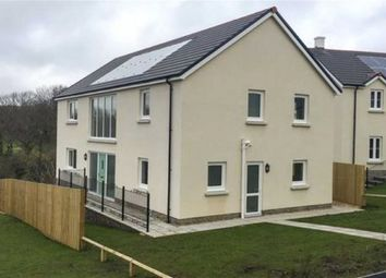Thumbnail 4 bed detached house for sale in Plot 18 Green Meadows Park, Narberth Road, Tenby