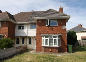 Thumbnail 4 bed semi-detached house to rent in Kent Road, Wolverhampton