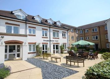 Thumbnail 2 bed flat for sale in Douglas Bader Court, Howth Drive, Reading