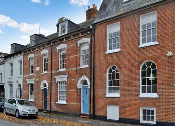 Thumbnail 4 bed terraced house to rent in West Mills Yard, Kennet Road, Newbury
