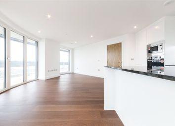 Thumbnail 3 bedroom flat for sale in Gateway Tower, 28 Western Gateway, London