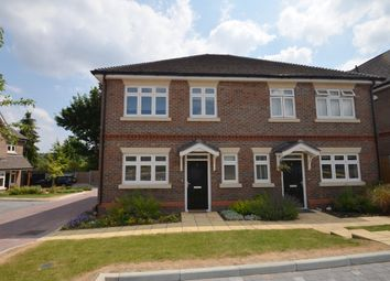 Thumbnail 3 bed flat to rent in Mimosa Close, Epsom