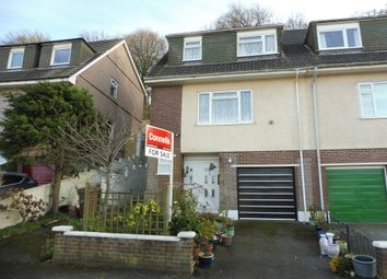 Thumbnail 3 bed semi-detached house for sale in Dunstone View, Plymstock, Plymouth