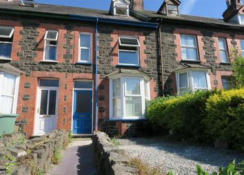 Thumbnail 1 bed flat to rent in Ground Floor Flat, 69 Caernarfon Road, Bangor