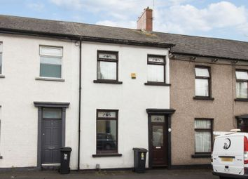 Thumbnail 3 bed terraced house for sale in Crown Street, Newport