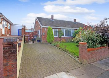 Thumbnail 2 bed semi-detached bungalow for sale in Lamerton Grove, Westonfields, Stoke-On-Trent