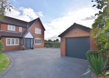 Thumbnail 4 bed detached house for sale in Bruce Drive, West Bridgford
