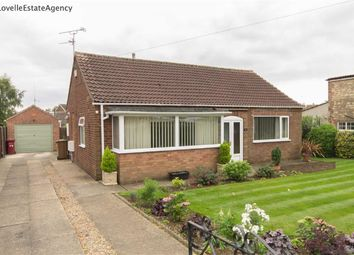 Thumbnail 2 bedroom bungalow for sale in Earlsgate, Winterton, Scunthorpe