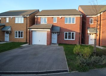 Thumbnail 4 bed detached house for sale in Sparrowhawk Way, Wath Upon Dearne