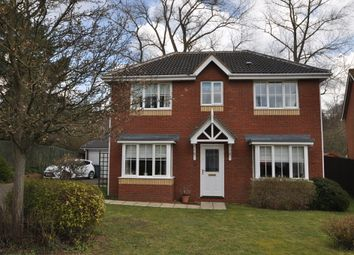 Thumbnail 4 bed detached house for sale in Rushmere St Andrew, Ipswich, Suffolk