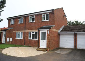 Thumbnail 3 bed semi-detached house for sale in The Homestead, High Wycombe