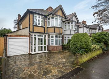 Thumbnail 3 bed semi-detached house for sale in Alexandra Drive, Berrylands, Surbiton