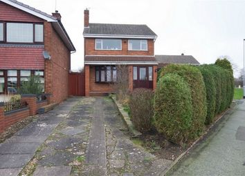 Thumbnail 3 bedroom detached house for sale in Whitehouse Avenue, Wednesfield, Wolverhampton, West Midlands