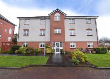 Thumbnail 2 bed flat for sale in Braids Circle, Paisley