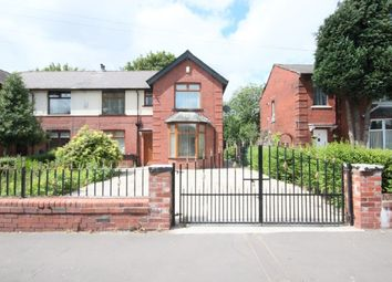 Thumbnail 3 bed semi-detached house for sale in Queensway, Rochdale